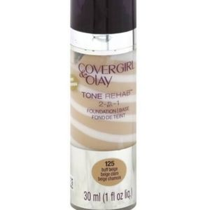 CoverGirl and OLAY Tone Rehab Foundation, Buff Bei
